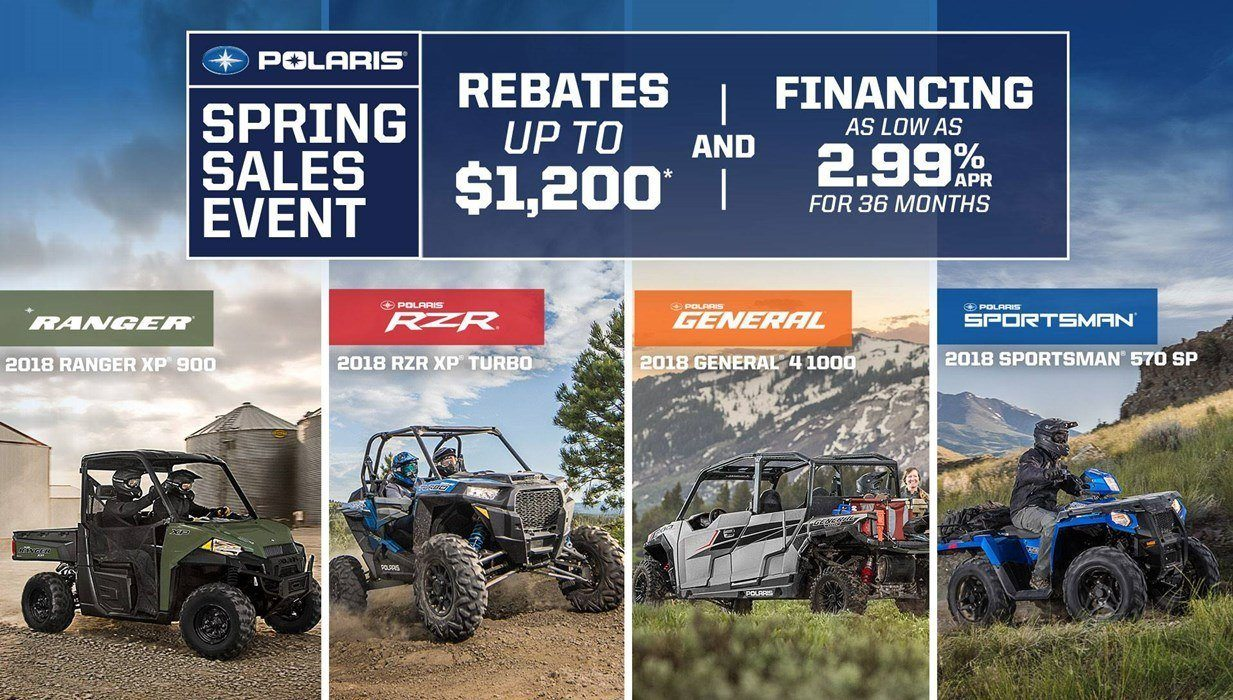 Polaris Spring Sales Event
